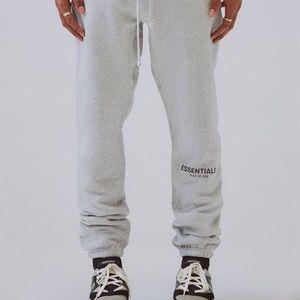 Essentials fear of god sweatpants brand new